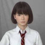3DCGで作られた美少女「Saya」生身の人間にしかみえないリアル感