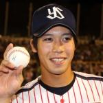 山田哲人が来季背番号1に!過去の背番号1は誰!年棒も倍増で結婚も?